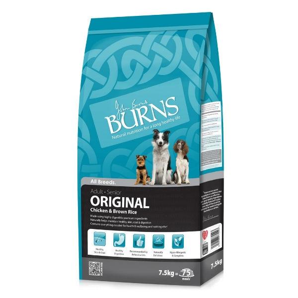 Burns Adult Original Chicken & Brown Rice