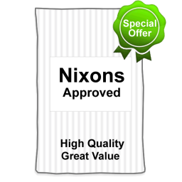 Nixons Approved product