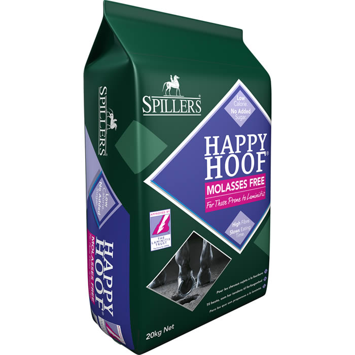 SPILLERS HAPPY HOOF® Molasses Free
